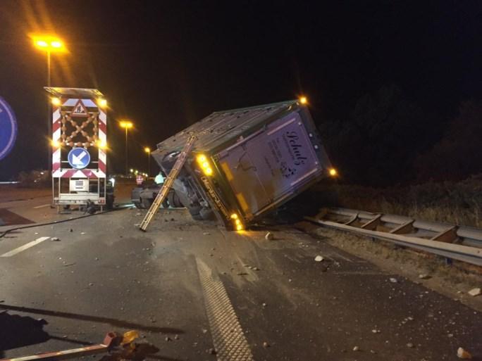 """""""Het belooft opnieuw een zeer lastige ochtendspits te worden"""": na dodelijk ongeval alweer twee zware incidenten aan werf E17"""