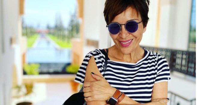 """Ex-politica Anissa Temsamani vast in Marokko: """"Er wordt niet omgekeken naar ons"""""""