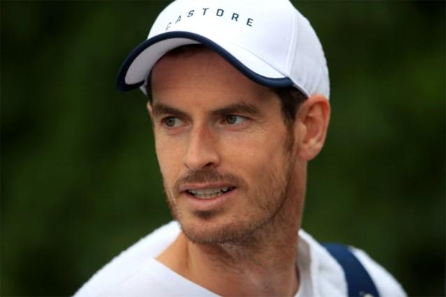 Andy Murray maakt comeback eind juni op liefdadigheidstoernooi