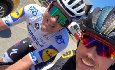 """Remco Evenepoel snelt Sven Nys voorbij op training: """"Hij zag er redelijk sterk uit"""""""