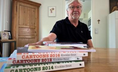 """Ghislain (64) maakt kans op wereldvermaarde prijs: """"Cartoons zonder tekst zijn het moeilijkst want zelfs een Chinees moet die begrijpen"""""""