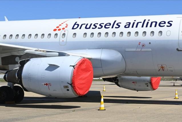 """Enkele vluchten van Brussels Airlines volgeboekt, """"maar toch zullen ze niet vol vertrekken"""""""