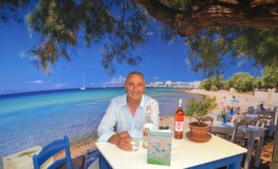 Uitbater supermarkt schrijft boek over Grieks eiland Milos