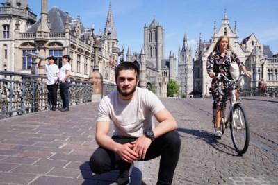"""Van politiek vluchteling tot topvechter: Rustam (22) wil wereldtitel naar Gent brengen: """"Uit dank voor de warme ontvangst"""""""