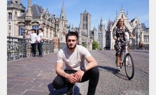 Van politiek vluchteling tot topvechter: Rustam (22) wil wereldtitel naar Gent brengen: