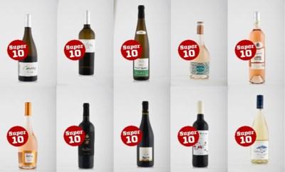 Onze expert selecteert de 'Super 10' van de zomerwijnen, en zes ervan kosten minder dan 5 euro