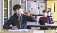 Vakbond COC eist dat mondmaskers in secundair verplicht blijven