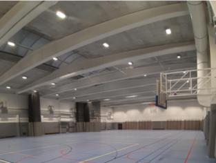 Sportcentrum De Voorstad klaar voor fase 2