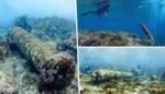 Archeologen ontdekken 200 jaar oud scheepswrak op de bodem van de Caraïbische Zee