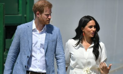"""Harry en Meghan geteisterd door drones"""