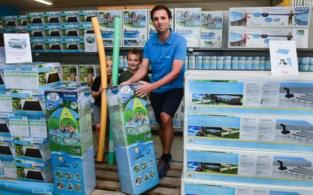 """""""Producenten uit Spanje en Italië cancelden levering van 400 zwembaden"""""""