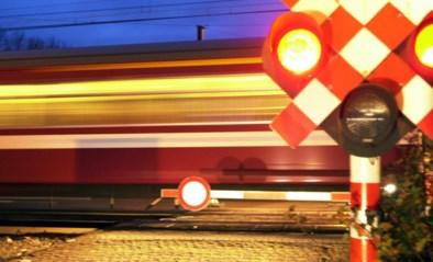 Autobestuurder sterft na botsing met trein in Pelt