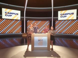 Dokter in wording Nele De Vos verdedigt Wase eer in 'De Campus Cup'