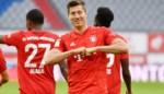 Lewandowski maakt unieke goals en zet Bayern helemaal op weg richting titel