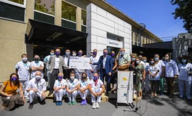 Anderlecht schenkt 70.000 euro aan Joseph Bracops Ziekenhuis