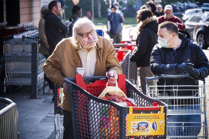 """Kwart Vlamingen boos op mensen die zonder mondmasker winkelen: """"Oppassen dat spanningen niet uit de hand lopen"""""""