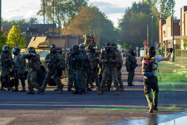 Gouverneur Minnesota zet volledige nationale garde in tegen onrust