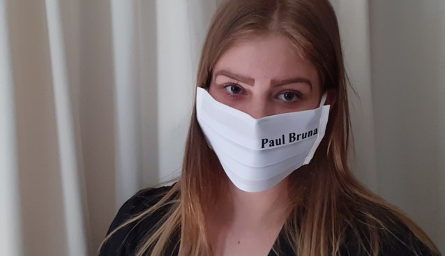 Het Paul Bruna mondmasker is er