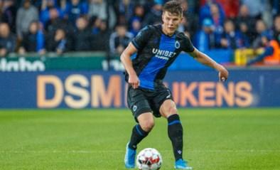 Club Brugge huurt Eduard Sobol jaartje langer