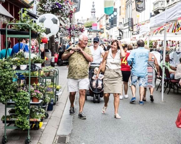 """Verkeersvrije """"open stadsdagen"""" als boost voor winkels en horeca"""