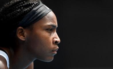 """Tennistalent Coco Gauff na dood van George Floyd: """"Ben ik de volgende?"""""""