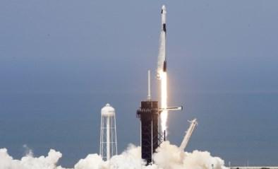 """Eerste woorden van astronauten vanuit de ruimte: """"Het was ongelooflijk, bedankt voor de geweldige rit"""""""