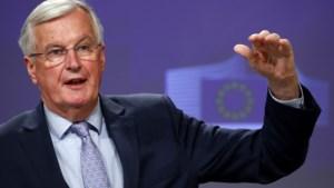 """Hoofdonderhandelaar van EU vreest dat er geen Brexit-deal komt: """"Londen heeft twee of drie stappen teruggezet"""""""