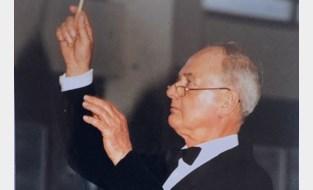 Ere-dirigent overleden op 91-jarige leeftijd