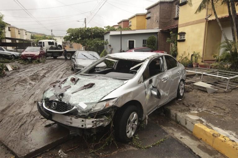 Minstens negen doden bij onweer in El Salvador