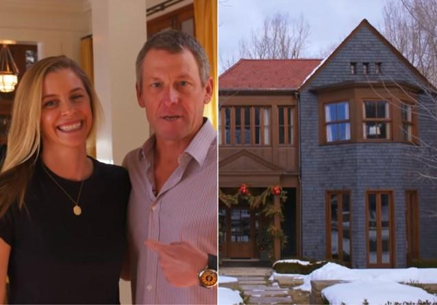 Lance Armstrong vloekt op het coronavirus: deze peperdure villa krijgt hij maar niet verkocht