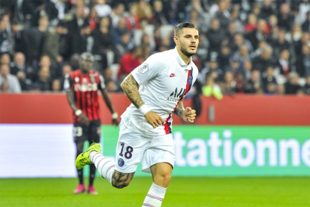 Eerste miljoenentransfer in coronatijden is een feit: PSG haalt topspits Mauro Icardi definitief weg bij Inter