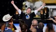 """Emotionele Elon Musk na succesvolle lancering: """"Eerste stap naar een beschaving op Mars"""""""