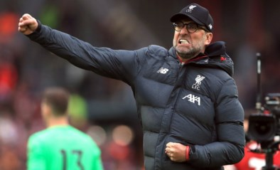 """Jürgen Klopp verzekert: """"Liverpool zal klaar zijn voor hervatting Premier League"""""""