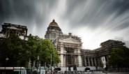 Spandoek tegen politiegeweld aan Brussels justitiepaleis