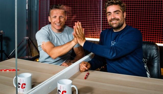 """Pedro Elias en Wesley Sonck, het olijke duo van 'De container cup': """"Wij hebben samen iets meegemaakt dat meerwaarde is geweest in mijn leven"""""""