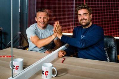 """Pedro Elias en Wesley Sonck, het olijke duo van 'De container cup': """"Wij hebben samen iets meegemaakt dat een meerwaarde is geweest in mijn leven"""""""