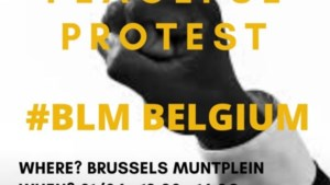 """Actiegroep roept op tot verboden 'Black Lives Matter'-protest in Brussel, politie is """"op de hoogte"""""""