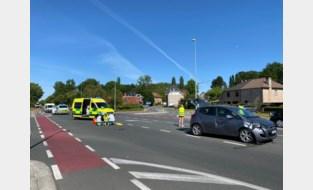 Opnieuw zwaar ongeval met motorrijder op de Oudenaardsesteenweg