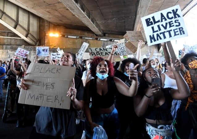 Politie verbiedt 'Black Lives Matter' betoging in Brussel