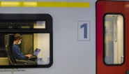 Spoorverkeer Brusselse noord-zuidas tijdje stilgelegd voor brand