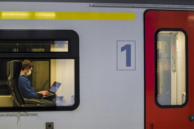 Spoorhinder tussen Antwerpen en Sint-Niklaas opgelost: beide sporen opnieuw beschikbaar