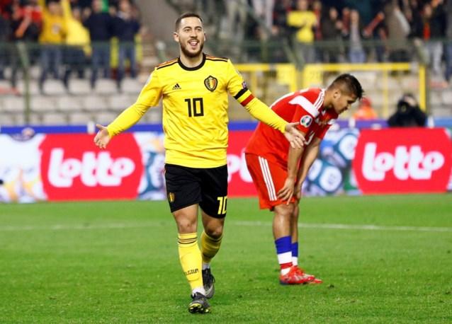 """Lieven Maesschalck is vol lof over Eden Hazard en Simon Mignolet: """"De coronacrisis heeft zijn mentaliteit niet veranderd"""""""