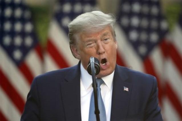 """President Trump: """"VS zullen ANTIFA op lijst zetten van terreurorganisaties"""""""