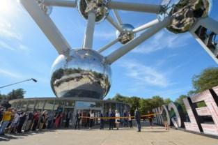"""Het Belgische monument bij uitstek mikt op toeristen uit eigen land. """"Er moeten 175.000 bezoekers komen, of we houden het hoofd niet boven water"""""""