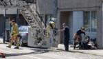 Zetel in brand in appartementsgebouw aan de Zuid