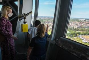 Atomium weer open voor publiek