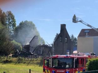Verwoestende huisbrand in Overijse: bewoner vermist