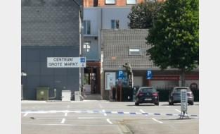 """Verdacht pakket in centrum Aalst blijkt vuurwerkstaven te bevatten: """"Bedoeld om te bedreigen"""""""