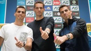 Even herbronnen en dan alles op Tokio 2021: broers Borlée werken even met Franse sprintcoach