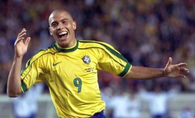 De Braziliaanse Ronaldo zet een Belg in zijn top vijf met beste voetballers